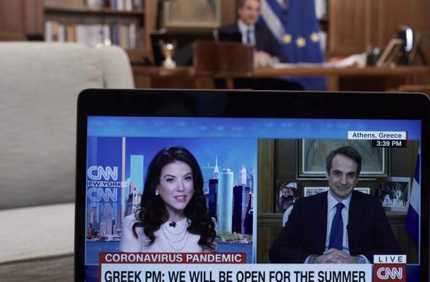 Το Μάιο η επιστροφή στην κανονικότητα - Τι αποκάλυψε στο CNN