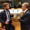 Κ. Αγοραστός: Και αθλητικές εγκαταστάσεις στο επενδυτικό πρόγραμμα InvestEU της ΕΕ