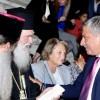 Στη συναυλία στο Ηρώδειο με στόχο τη στήριξη των ατόμων με αναπηρία που πραγματοποιήθηκε με τη στήριξη της ΚΕΔΕ, ο Πρόεδρος της Γ. Πατούλης