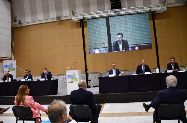 Δημήτρης Παπαστεργίου, Πρόεδρος Κεντρικής Ένωσης Δήμων Ελλάδας : το πρόγραμμα «Αντώνης Τρίτσης» είναι ό,τι πιο φωτεινό και αισιόδοξο έχει υπάρξει στο χώρο της Αυτοδιοίκησης