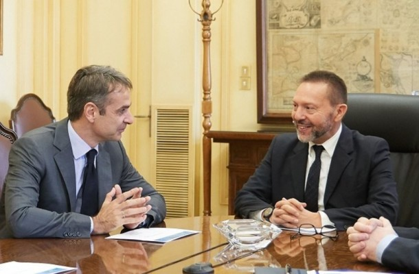 Μητσοτάκης: Προτείνει Στουρνάρα ξανά για την Τράπεζα της Ελλάδος