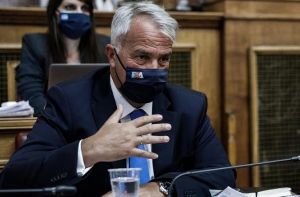 Ο ΥΠΕΣ Μ. Βορίδης θέτει σε διαβούλευση το νομοσχέδιο «Ενίσχυση διαφάνειας και λογοδοσίας σε θεσμικούς φορείς της Πολιτείας, αποκατάσταση ακεραιότητας Ενιαίου Συστήματος Κινητικότητας και λοιπές διατάξεις»
