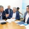 Συνάντηση του ΔΣ της ΚΕΔΕ υπό τον Προέδρό της Γ. Πατούλη με το νέο υπουργό Εσωτερικών Αλ. Χαρίτση