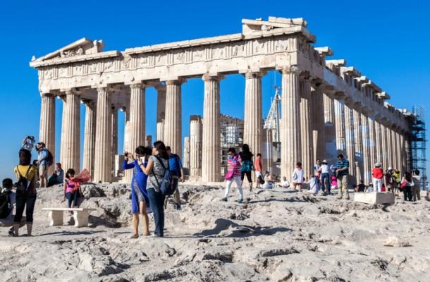 ΤτΕ: Αύξηση τουριστικής κίνησης 50% τον Ιούλιο σε σχέση με πέρυσι- Στο 30% του 2019 το επτάμηνο