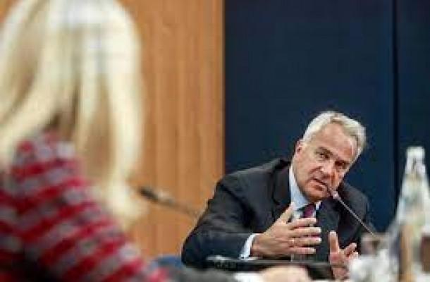 Ο ΥΠΕΣ Μ. Βορίδης παρουσίασε τη φιλόδοξη στρατηγική του Ε.Κ.Δ.Δ.Α. της περιόδου 2021-2023